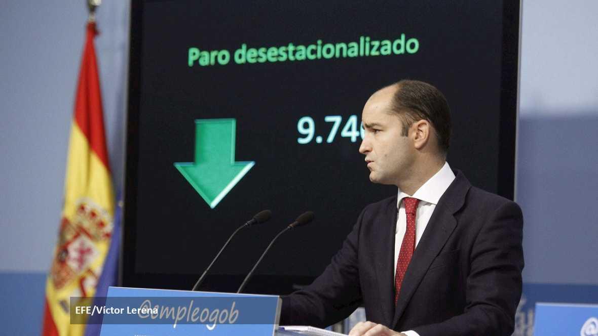 Edici� Migdia - L'atur puja al setembre de gaireb� 6.900 persones a Catalunya