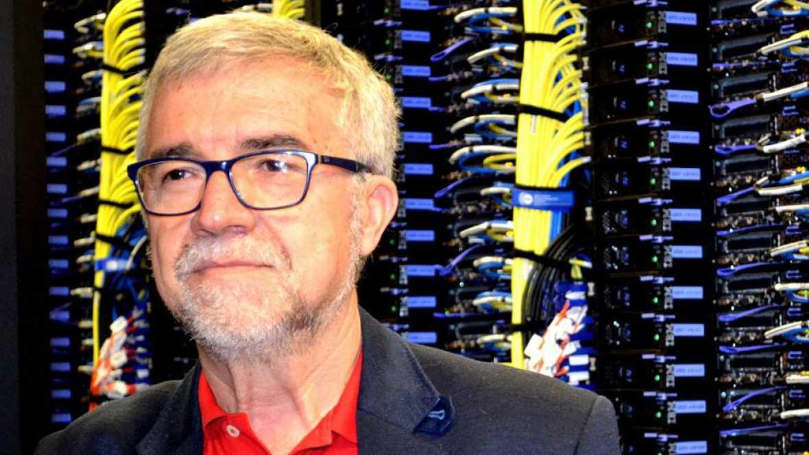 Marca Espa�a - Mateo Valero, primer europeo que gana el mayor premio de supercomputaci�n - 02/10/15 - Escuchar ahora