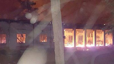 """M�dicos Sin Fronteras: """"No hab�a ning�n combatiente dentro del hospital"""""""