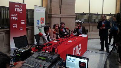 Radio 5 Actualidad - Radio 5 se une a la celebración del I Día de la Educación Financiera - Escuchar ahora