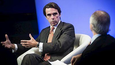 Aznar considera que Ciudadanos puede hacerse con el voto de centro-derecha - Escuchar ahora