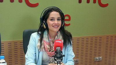 """Las mañanas de RNE - Arrimadas da la razón a Aznar: """"La estrategia del PP no está yendo nada bien"""" - Escuchar ahora"""