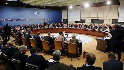 Diario de las 2 - El conflicto sirio, en el primer lugar de las preocupaciones de la OTAN - Escuchar ahora