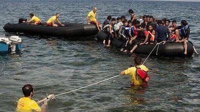 Marca Espa�a - Socorristas en Lesbos - Escuchar ahora