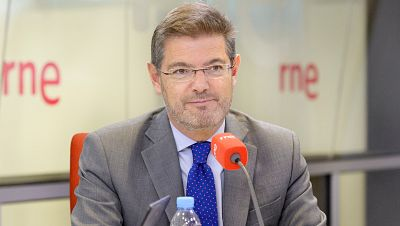 Las mañanas de RNE - Rafael Catalá: Si se promueven normas que inclumplan la ley en Cataluña, se recurrirá al TC - Escuchar ahora
