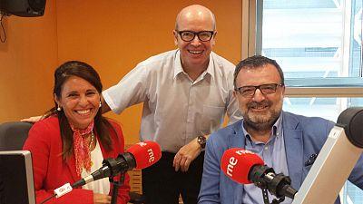 Econòmix - María José Tarancón i Agustí Sala aborden la disminució dels concursos de creditors a Catalunya