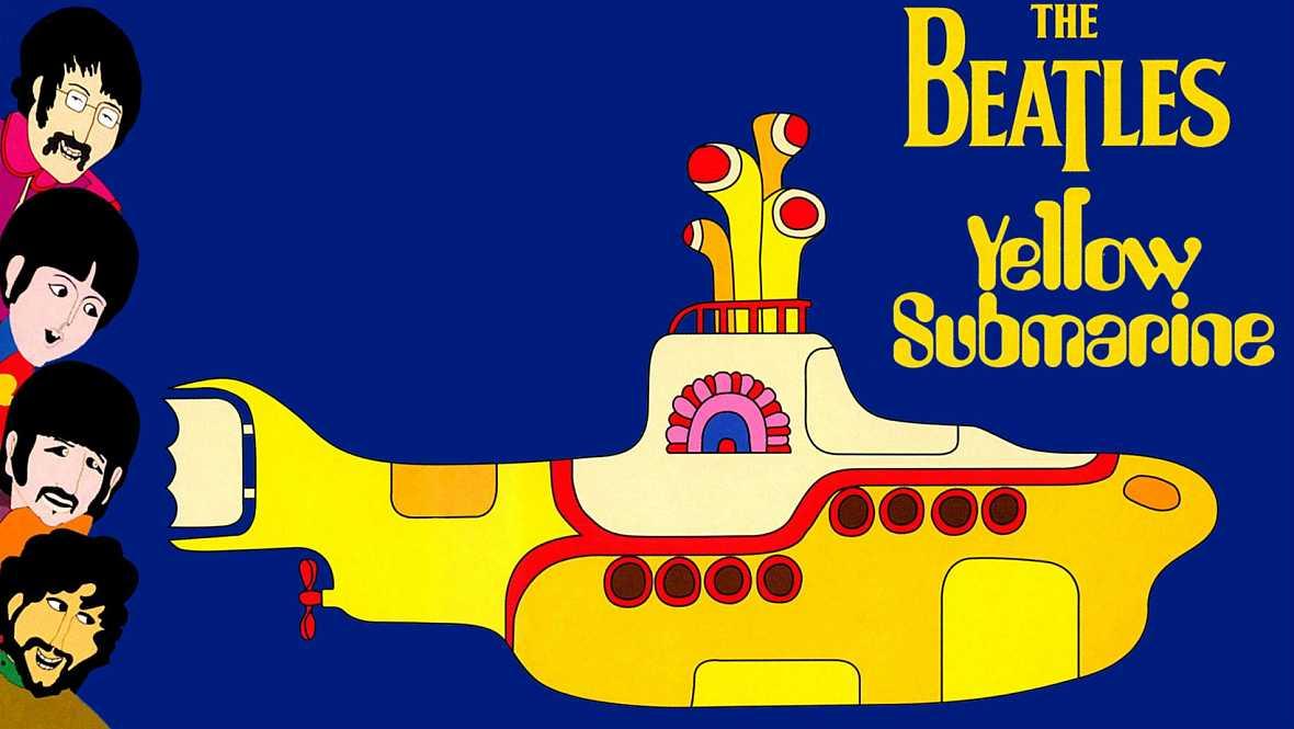 Resultado de imagen para historia de la cancion yellow submarine