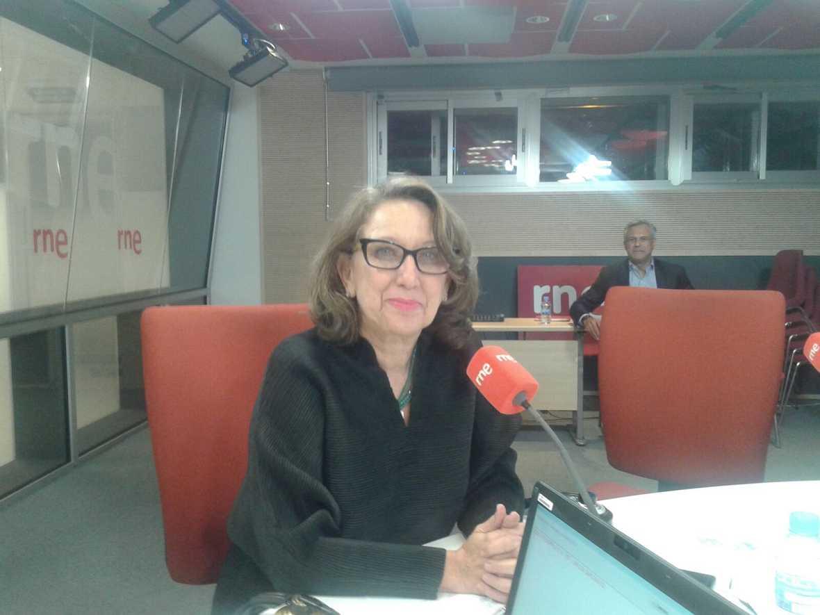 """24 horas - Rebeca Grynspan, secretaria general iberoamericana: """"El Día de la Hispanidad debe celebrarse desde la diversidad"""" - 12/10/15 - Escuchar ahora"""