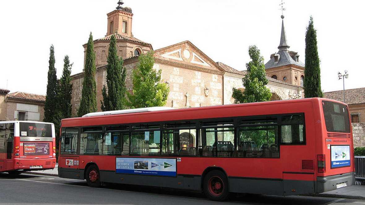 Punto de enlace - El autob�s, transporte preferido por los espa�oles - 13/10/15 - Escuchar ahora