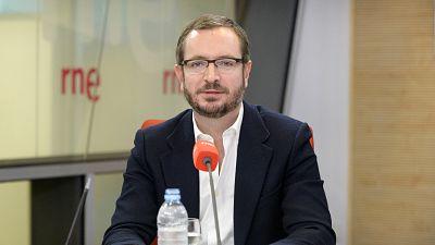 """Las mañanas de RNE - Javier Maroto pide a los """"gurus de la Unión Europea"""" que confíen en los presupuestos - Escuchar ahora"""