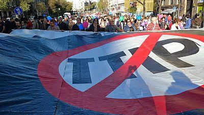 Europa abierta - Semana Internacional contra los Tratados de Libre Comercio - Escuchar ahora