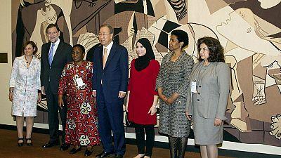 Las mañanas de RNE - La ONU aprueba mejorar la protección de las mujeres en conflictos armados - Escuchar ahora