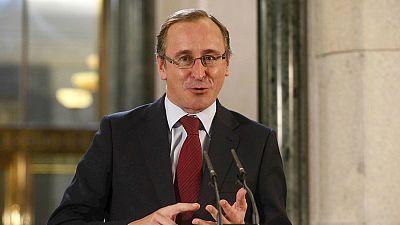 Diario de las 2 - Alfonso Alonso asume el liderazgo del Partido Popular de Euskadi - Escuchar ahora