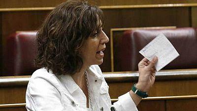 Boletines RNE - La exdiputada de UPyD Irene Lozano, en las listas del PSOE - Escuchar ahora