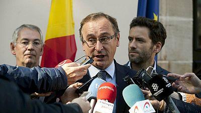 Boletines RNE - Alfonso Alonso, ratificado este viernes como presidente del PP vasco - Escuchar ahora