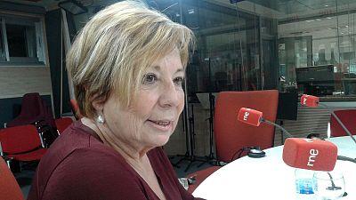 """24 horas - Celia Villalobos: """"En el partido no he visto a nadie poner en duda el liderazgo de Rajoy"""" - 19/10/15 - Escuchar ahora"""