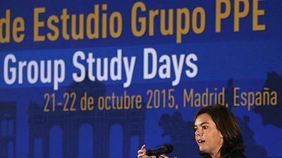 Diario de las 2 - El Partido Popular europeo celebra su congreso en Madrid - Escuchar ahora