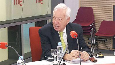 """Radio 5 Actualidad - García-Margallo: """"Hemos aprovechado nuestra presidencia para que se oiga a las víctimas"""" - Escuchar ahora"""