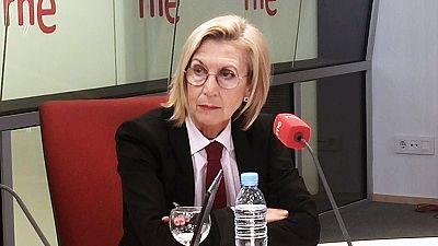 """Las mañanas de RNE - Rosa Díez: """"Lo hemos hecho muy bien para los españoles"""" - Escuchar ahora"""