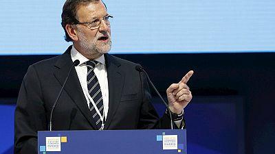 Las mañanas de RNE - Rajoy recibe el apoyo del Partido Popular Europeo en la clausura de su congreso - Escuchar ahora