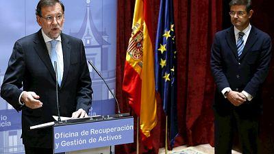 Diario de las 2 - Rajoy inaugura la oficina que permitirá recuperar bienes de actividades delictivas - Escuchar ahora