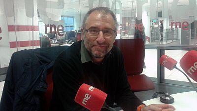 """24 horas - José Luis Acosta (SGAE): """"El IVA cultural ha hecho mucho daño"""" - Escuchar ahora"""
