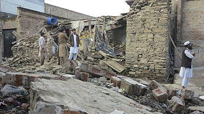 Radio 5 Actualidad - Comienza a llegar la ayuda de emergencia a Pakistán y Afganistán - Escuchar ahora