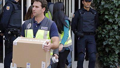 Diario de las 2 - Operación policial contra el entramado de empresas de los hijos de Jordi Pujol - Escuchar ahora
