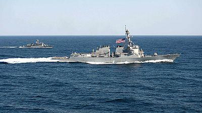 Entre paréntesis - Tensión en el Pacífico por la disputa entre varios países de la soberanía de cientos de pequeñas islas - Escuchar ahora