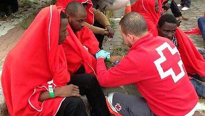 Las cuñas de RNE - La historia de Cruz Roja Española, este sábado en 'Documentos RNE' - Escuchar ahora