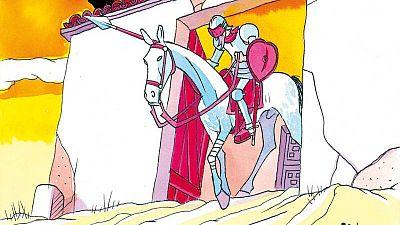 Viñetas y bocadillos - El Quijote de Cerbantes - 01/11/15 - Escuchar ahora