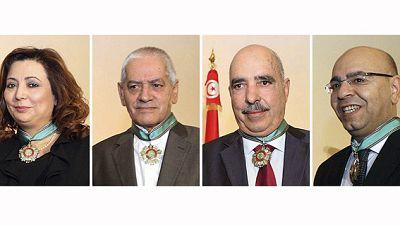 Países en conflicto - Cuarteto Nacional para el Diálogo de Tunez, Premio Nobel de la Paz 2015 - 03/11/15 - Escuchar ahora