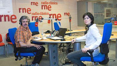 La dársena - Entrevista a Isabel Villanueva - Escuchar ahora