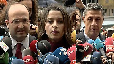 Diario de las 2 - Ciudadanos, socialistas y populares han presentado varios recursos de amparo en el TC - Escuchar ahora