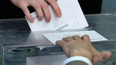 Boletines RNE - El PP amplía su ventaja sobre el PSOE y Ciudadanos se consolida como tercera fuerza, según el CIS Escuchar ahora