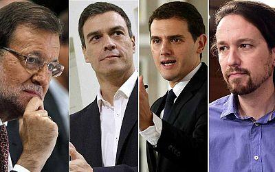 Diario de las 2 - Según el CIS, el PP ganaría las generales y Ciudadanos sería tercera fuerza - Escuchar ahora