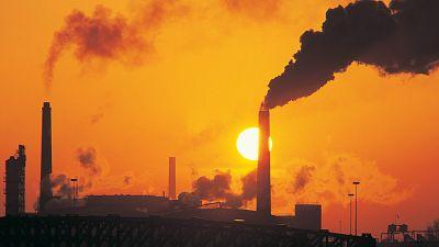 Entre paréntesis - Héroes anónimos del clima para reducir las emisiones de gases invernadero - Escuchar ahora