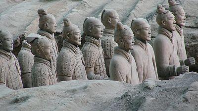 N�madas - Xian, capital de un imperio - 08/11/15 - escuchar ahora