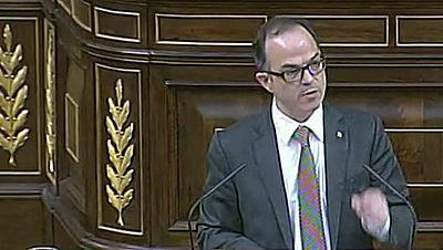 """Las mañanas de RNE - Jordi Turull: """"El Estado español no puede dar respuestas judiciales a lo que son clamores políticos"""" - Escuchar ahora"""