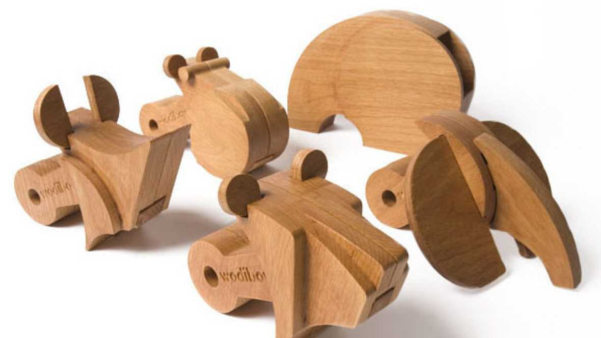 Marca España - Juguetes de madera y ecológicos marca España - 09/11/15 - Escuchar ahora