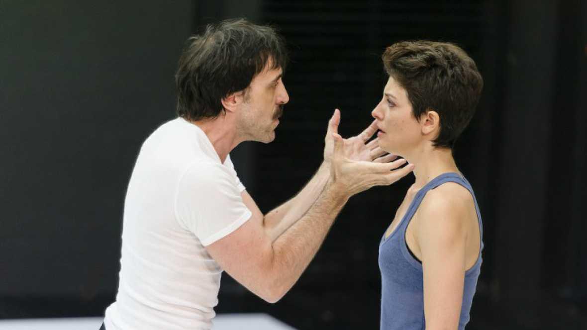 En escena - 'La clausura del amor', con Israel Elejalde y Bárbara Lennie - 09/11/15 - Escuchar ahora