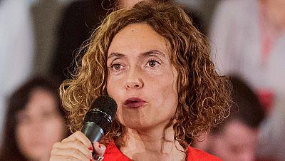 """Las mañanas de RNE - Batet insiste en reclamar a Rajoy una """"actuación política"""" - Escuchar ahora"""