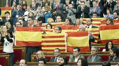 Las mañanas de RNE - Martín Pallín niega que haya delito de rebelión y sedición en Cataluña - Escuchar ahora