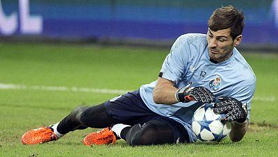 Boletines RNE - Iker Casillas recibe la Gran Cruz Real del Orden del Mérito Deportivo - Escuchar ahora