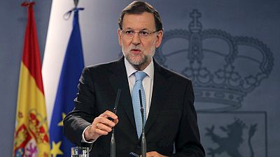 """Radio 5 Actualidad - Mariano Rajoy: """"Si se sigue vulnerando la ley, el Gobierno actuará con firmeza y proporcionalidad"""" - Escuchar ahora"""