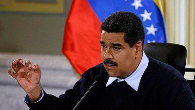 Radio 5 Actualidad - Maduro, denunciado ante la Corte Penal Internacional por supuestos crímenes de lesa humanidad - Escuchar ahora