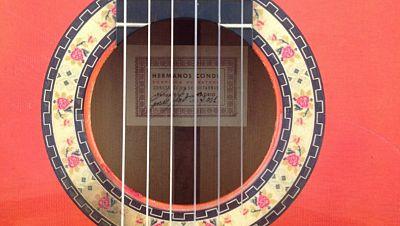 Nuestro Flamenco - 100 años de guitarras Conde - 12/11/15 - Escuchar ahora