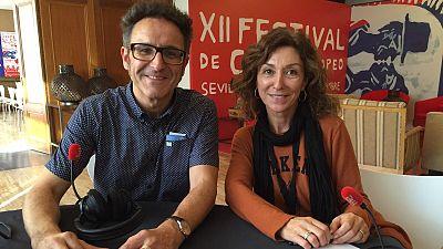 De película - Desde el Festival de Cine Europeo de Sevilla (2) - 07/11/15 - ESCUCHAR AHORA