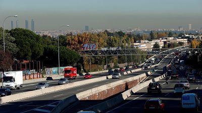 Boletines RNE - Madrid activa la segunda fase del protocolo contra la contaminación - Escuchar ahora
