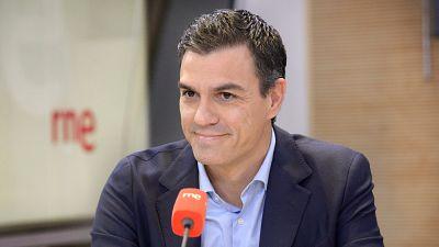 Las mañanas de RNE - Pedro Sánchez insiste en que pactaría con Pablo Iglesias - Escuchar ahora